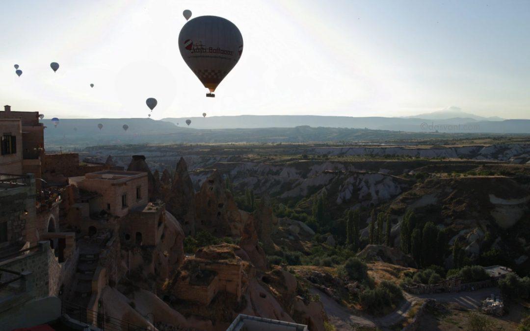 kapadokya – balonlar